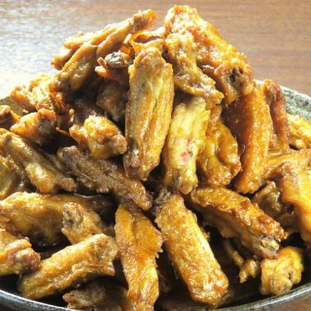 経堂の鶏料理専門店[とりいちず]の絶品手羽唐
